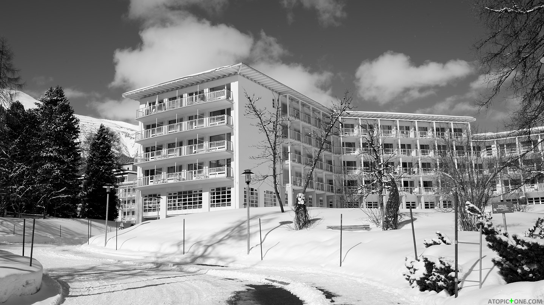 HGK - Hochgebirgsklinik Davos-Wolfgang